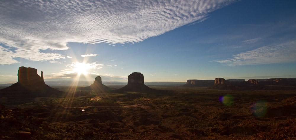 USA-Tour: Monument Valley