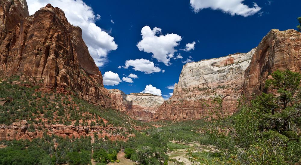 USA-Tour: Zion Nationalpark
